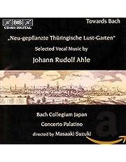 Ahle, Johann Rudolf: Ahle: Neu-Gepflanzter Thuringi