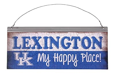 Lexington is my Happy Place Small Tin Sign