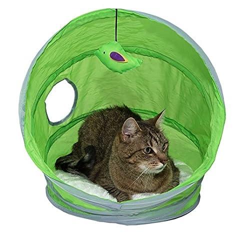 Zooplus - Tienda de campaña para gatos o gatos: Amazon.es ...