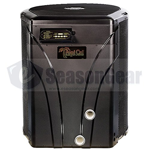 Aqua Pool Heaters - Aqua Cal Tropical 75,000 BTU Heat Pump Swimming Pool Heater - T75