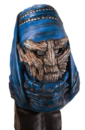 Deluxe Perseus Costume (Clash Of The Titans Movie, Deluxe Overhead Latex Mask, Sheikh Suleiman)