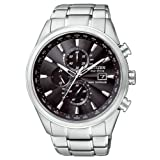 Citizen #AT8010-58E Men's Eco Drive Stainless Steel Atomic Radio Controlled Chronograph Watch