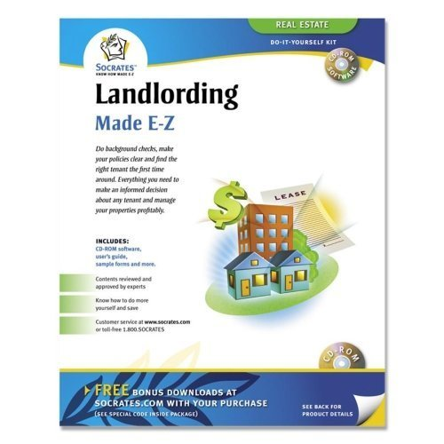 Tops Products PK213 Landlording Kit Includes 21 Forms/User Manual
