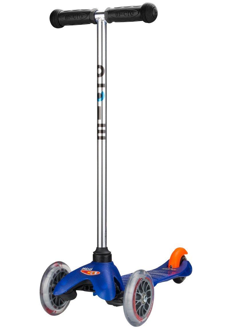 Micro Kickboard MM0283 Micro Mini Kick Scooter, Blue, Ages 2-5