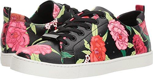 ALDO Women's MERANE-N Sneaker, Black Print, 7.5 B US