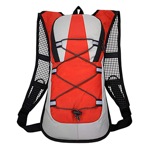FarJing Hiking Backpack Lightweight and Portable Cycling Rucksack Water Resistant for Running Traveling Climbing
