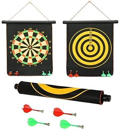 Buy Sky Tech Magnetic Power Magnetic Dart Game With Free 4