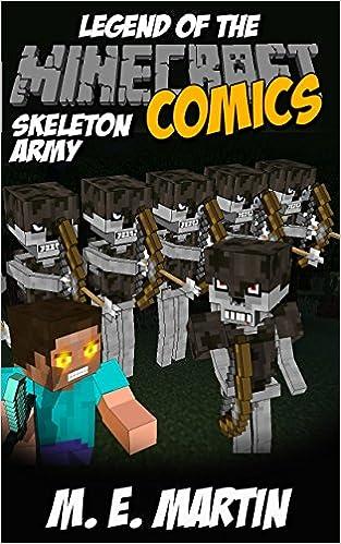Minecraft: Legend of the Minecraft Skeleton Army (Minecraft
