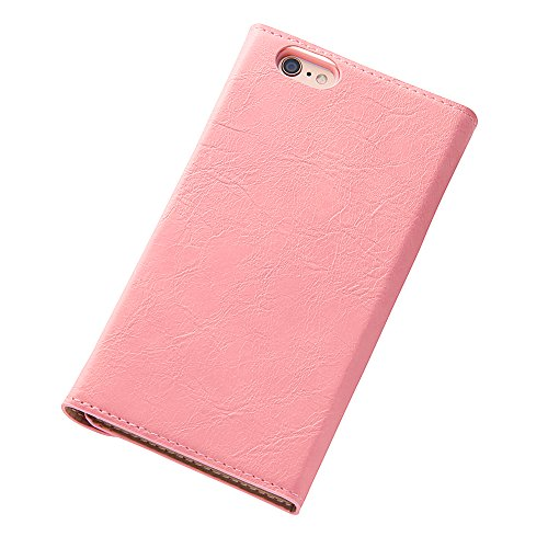 Flap Type Girl's Edition Pro Case for iPhone 6 Plus (Pink)