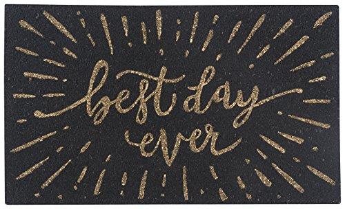 Now Designs Doormat, Best Day Ever
