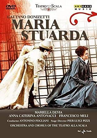 Donizetti - Maria Stuarda [Reino Unido] [DVD]: Amazon.es ...