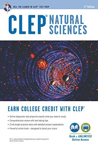 738612073 - CLEP® Natural Sciences Book + Online (CLEP Test Preparation)
