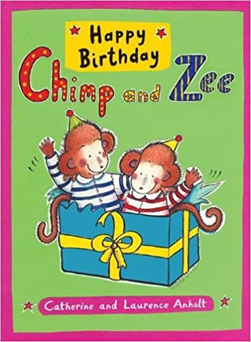 Buy Happy Birthday Chimp And Zee 0 Book Online At Low Prices In