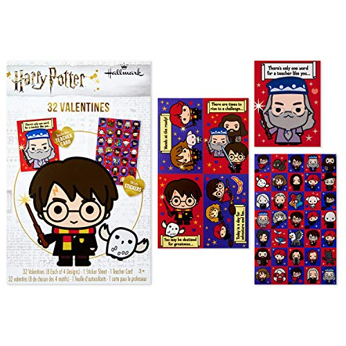 Hallmark Kids Harry Potter Valentines Day...