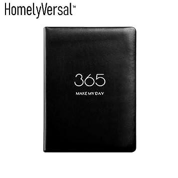 YWHY Cuaderno Cuaderno A5 Con Agenda 2019 Agenda ...