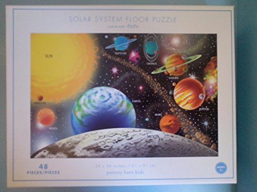 Pottery Barn Kids Solar System Floor Puzzle by Pottery Barn Kids