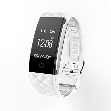Reloj inteligente CITW Fitness Tracker, pantalla táctil multicolor, monitor de actividad con monitor de