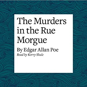The Murders in the Rue Morgue Audiobook