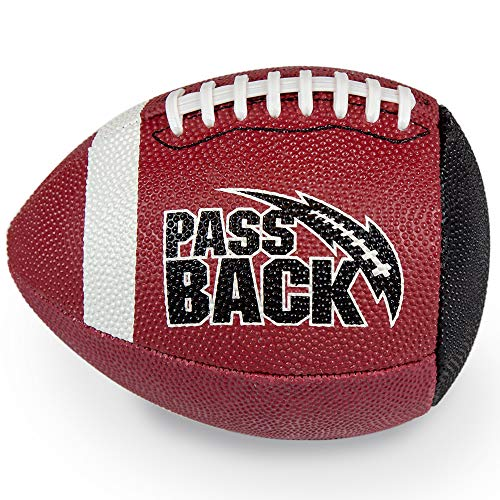 Passback Junior Rubber Football