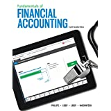 Fundamentals of Financial Accounting with Connect with Smartbook PPK