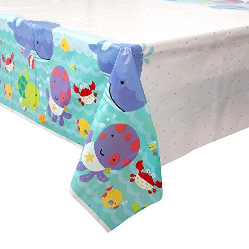 Under the Sea Plastic Tablecloth, 84