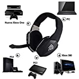 Wireless Gaming Headset, EasySMX 2.4G Optical for