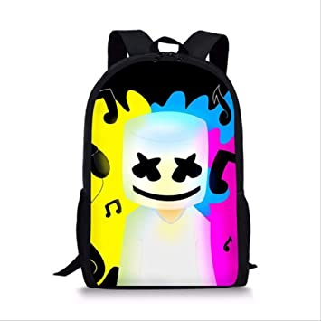 KHDJH Mochila Infantil Nuevo Conjunto Mochila Caliente Viaje Nette Estudiante Anime Bolsa Pack R o: Amazon.es: Equipaje