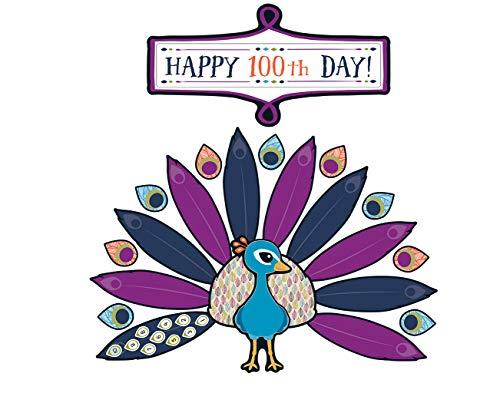 Carson Dellosa You-Nique Happy 100th Day! Bulletin Board Set (110319)