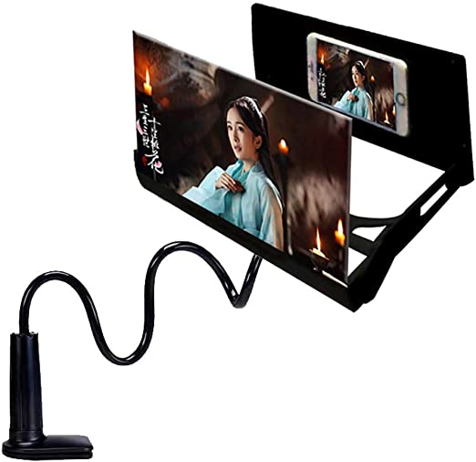 Lupa de pantalla 3D Smartphone Lupa, Proyección estereoscópica ...