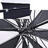 Outgeek Umbrella Retro Pagoda Umbrella Parasol
