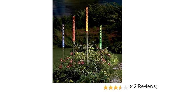 Multi-Colored Solar Tube Light Set GetSet2Save