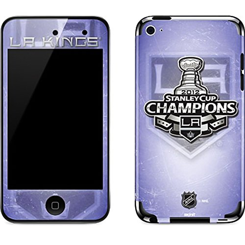 (NHL Los Angeles Kings iPod Touch (4th Gen) Skin - 2012 NHL Stanley Cup Champions LA Kings Vinyl Decal Skin For Your iPod Touch (4th Gen))