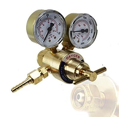 Solid Brass Replacement Oxygen Regulator 4 Welding Victor Gas Torch Cutting