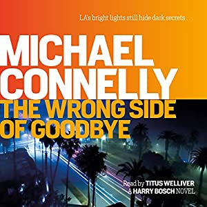 The Wrong Side of Goodbye Audiobook