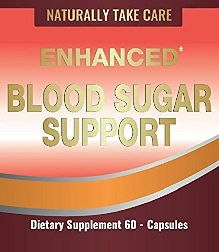 Reliable Blood Sugar Control Supplement Helps Support Healthy Blood Glucose Levels Naturally | Effectively Heightens Insulin Sensitivity | 60 Capsules |