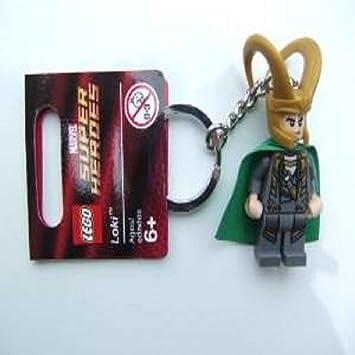 LEGO Super Heroes: Loki Llavero Con Verde Capa