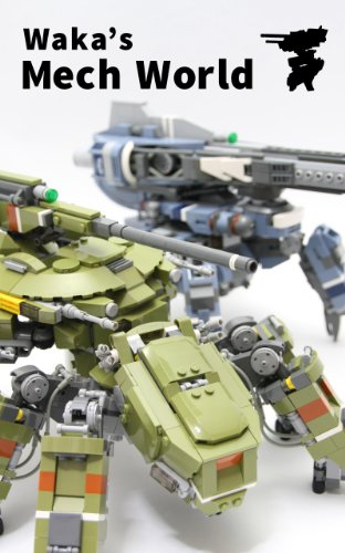 Waka's Mech World - Miniatures Sf