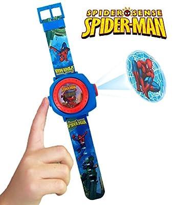 orologio uomo ragno