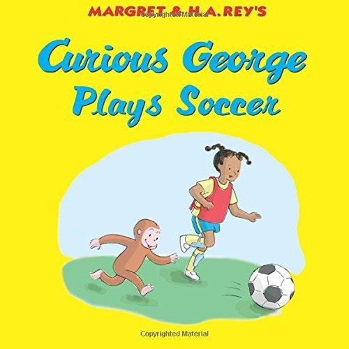 Curious George Ball - Curious George Plays Soccer