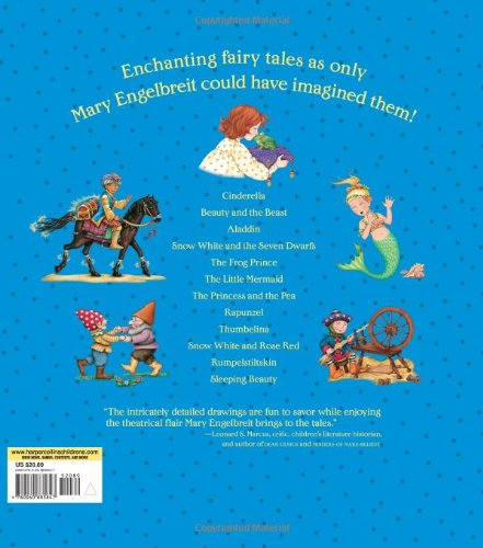 mary engelbreits nursery and fairy tales collection