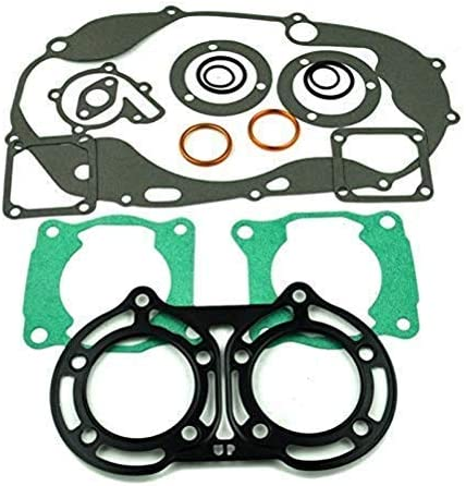 Motorcycle Engine Gaskets Include Crankcase Covers Full Cylinder Gasket Kit Set For YAMAHA YFZ350 YFZ 350