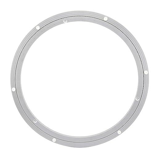 Diámetro 300 mm aluminio Base giratoria redonda Tocadiscos ...