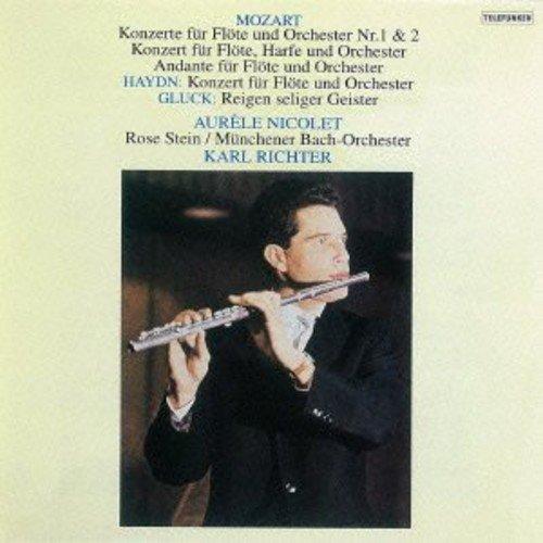 SACD : Karl Richter - Mozart: Flute Cto (Japan - Import, 2PC)