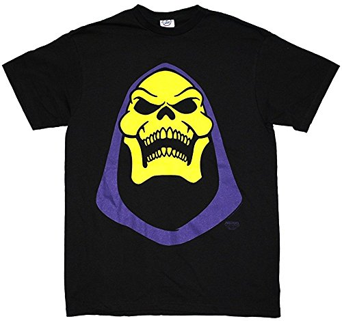 Skeletor Face Bold He-Man Official Licensed Authentic