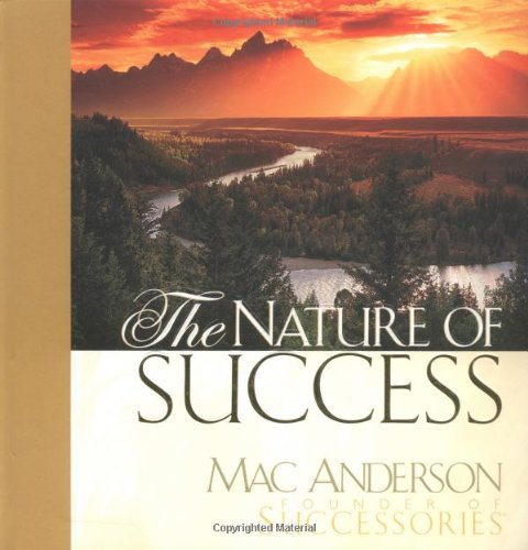 Read Online The Nature of Success pdf