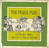 The Pickle Plan, Marilyn Singer, 0525370218