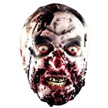 Halloween Zombie - Scary Card Face Mask