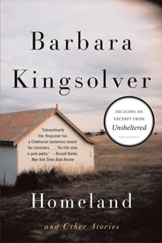 Homeland and Other Stories by [Kingsolver, Barbara]