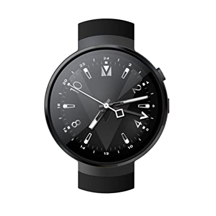 AUTOECHO Z28 4G Reloj Inteligente Android 7.0 1GB + 16GB de RAM WiFi GPS 2 Millones
