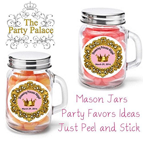 """40 Round Labels 2"""" Personalized Emoji Happy Face Stickers, Custom Hangtags, Party Favors Labels, Cupcake Toppers, Choice Of Size"""